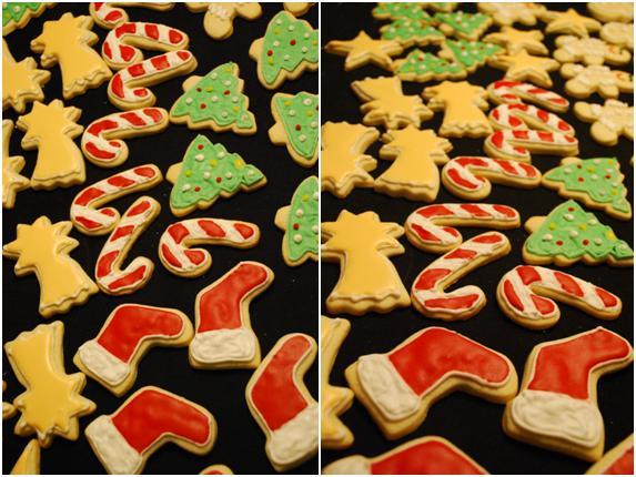 Imagenes De Galletas De Navidad Decoradas.Galletas Decoradas Navidenas Bakeordie