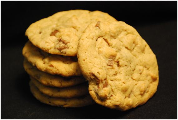 ... Stewart's Chunky Peanut, Chocolate and Cinnamon Cookies | BakeOrDie