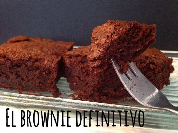 receta brownie