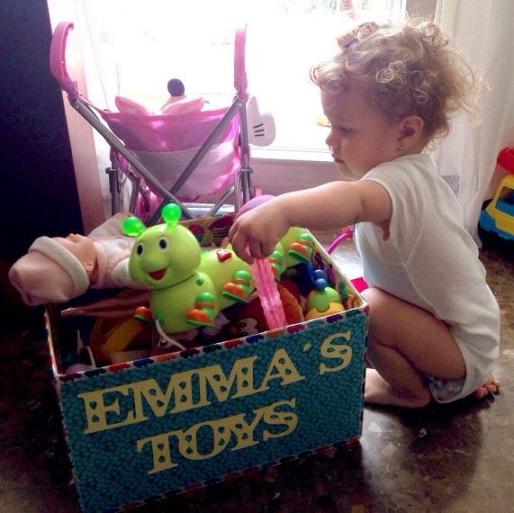 diy toys box