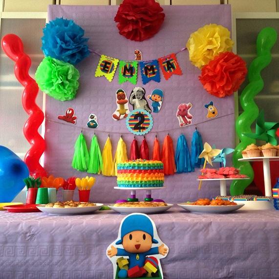 El segundo Cumpleaños de Emma | BakeOrDie