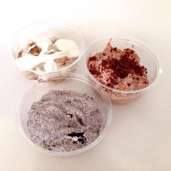receta helado casero