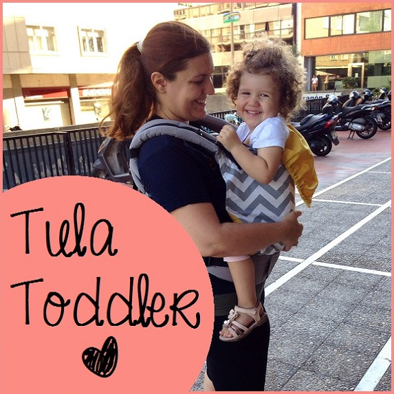 comprar tula toddler