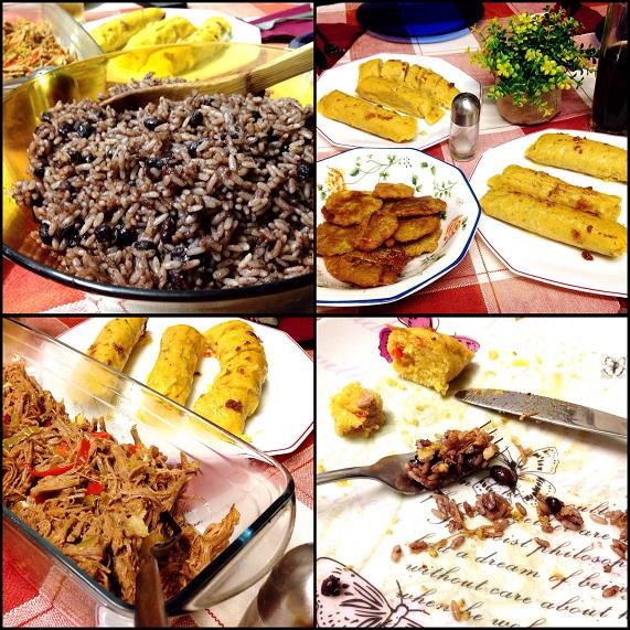 cena cubana