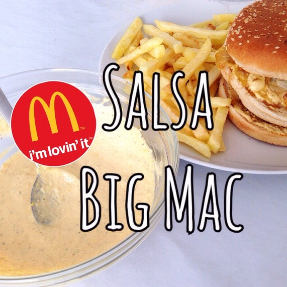 salsa big mac