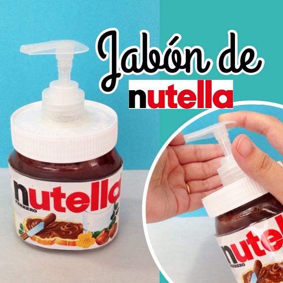 nutella soap