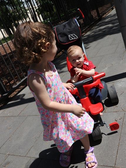 triciclo juguete
