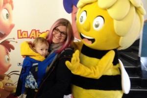 abeja maya los juegos de la miel