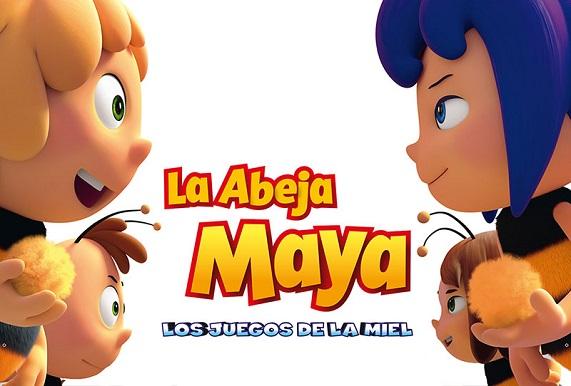 abeja maya la pelicula