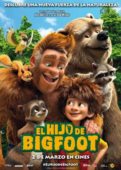 pelicula el hijo de bigfoot