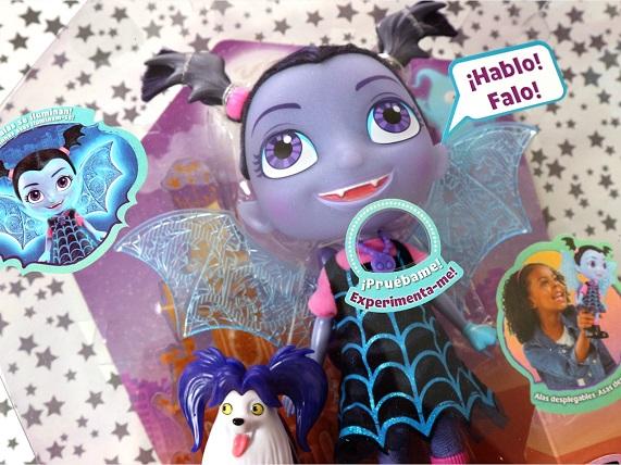 juguetes vampirina españa