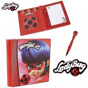 diario secreto lady bug