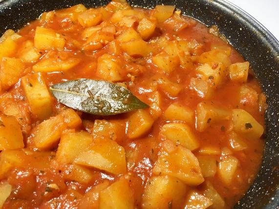recetas con tomate triturado