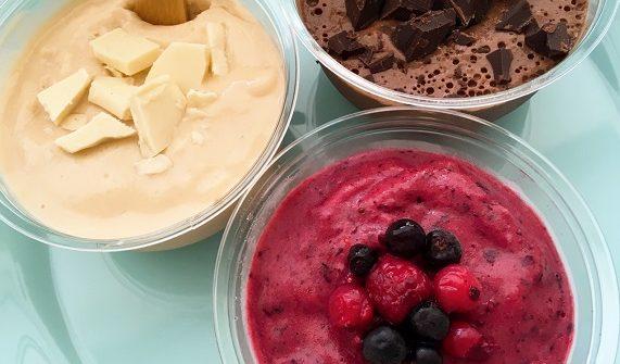 helados sin azucar