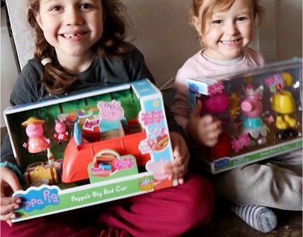opinion juguetes peppa pig